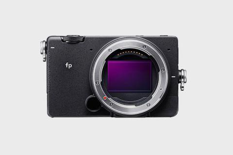 sigma fp pocketable full frame camera