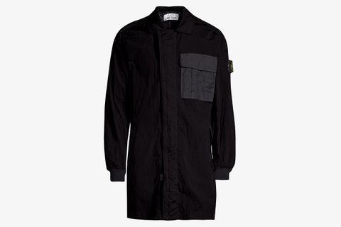 Utilitarian Patch Pocket Jacket