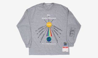 """Advisory Board Crystals & Little Sun Foundation Debut """"Sustainability"""" T-Shirt"""