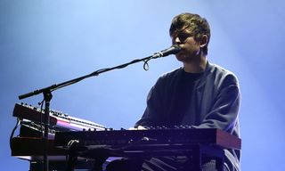 """James Blake Opens up About Depression & """"Suicidal Thoughts"""" at PAMA Panel"""