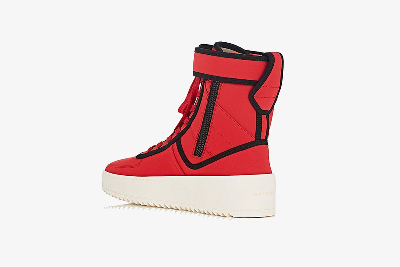 Military Nylon Sneakers