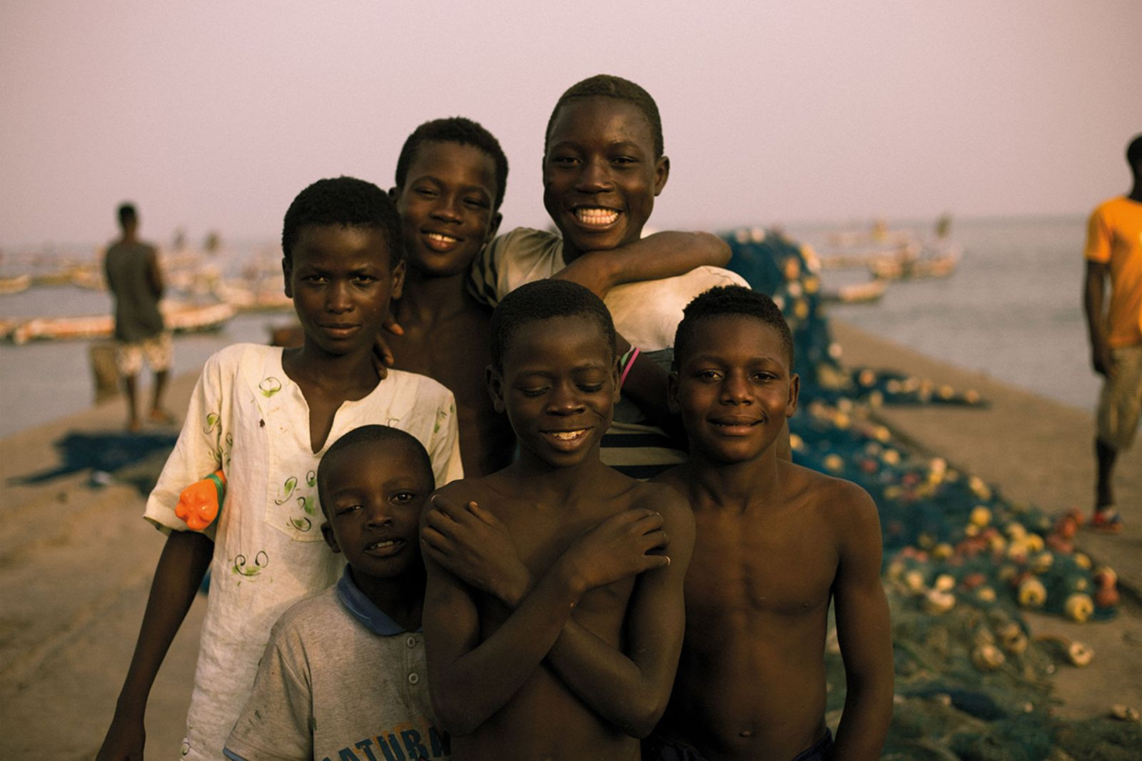 Mahaneela Boys of Jamestown