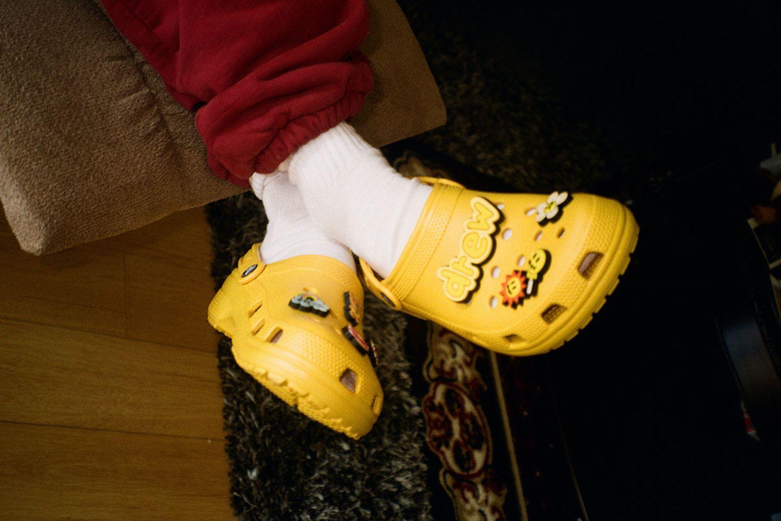 Justin Bieber Crocs Classic Clog