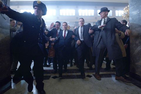 the irishman film first images Joe Pesci martin scorsese