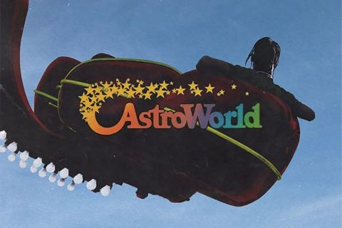 six flags astroworld history Travis Scott