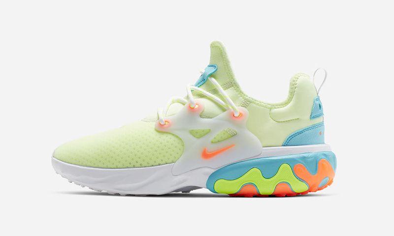 Artículos de primera necesidad En cantidad Asesorar  Nike React Presto: Release Date, Price & More Info