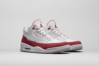 "c2389274ab5c15 Air Jordan 3 Tinker ""University Red""  Where to Buy Tomorrow"