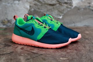 "the best attitude ebda2 b7fd8 Nike Roshe Run Hyperfuse ""Catalina Poison Green"""