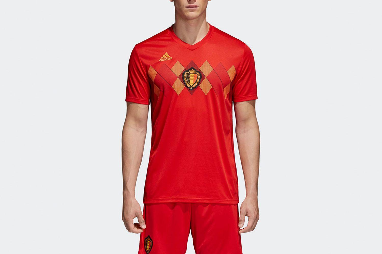Belgium Home Replica Jersey