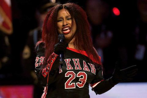 NBA All Star Game National Anthem and Chaka Khan Memes Go Viral