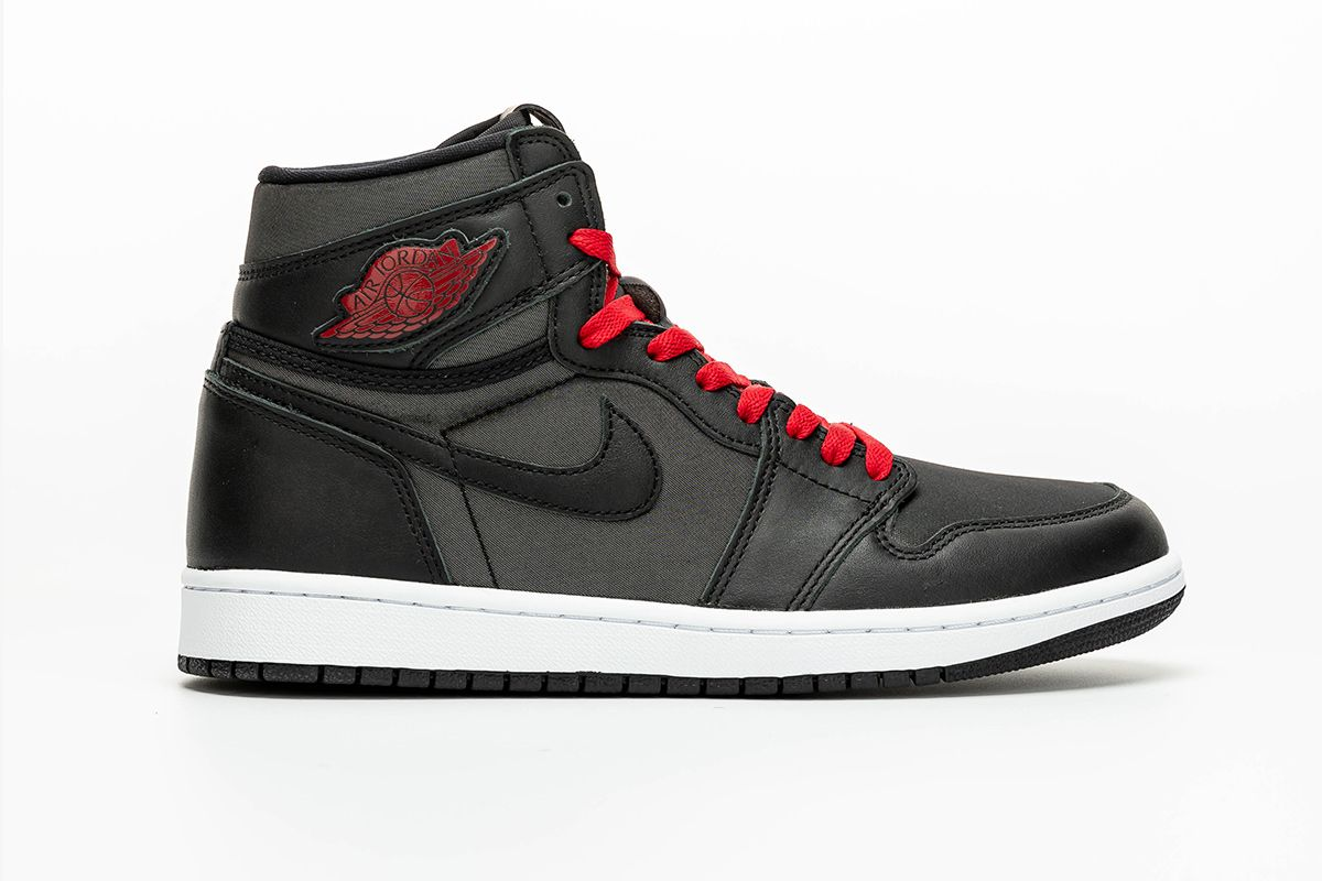"A ""Black Satin"" Nike Air Jordan 1 Could Be Dropping Next Year 1"