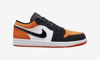 "163f489306ac ... ""Shattered Backboard"" Air Jordan 1 Low Soon. Sneakers"