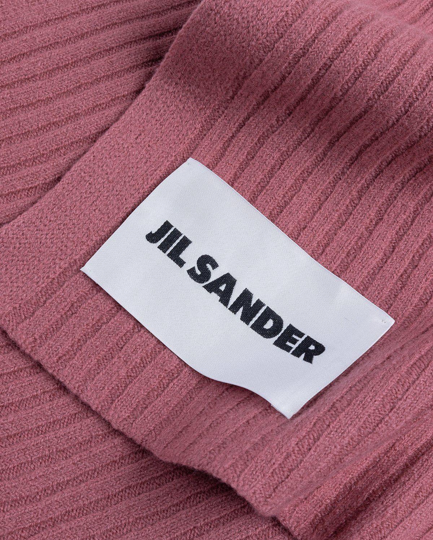 Jil Sander — Scarf Pink - Image 3