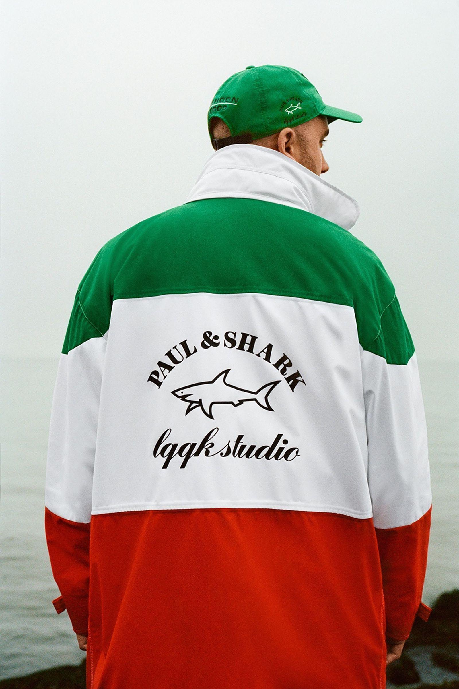 lqqk studio paul shark ss19 Paul & Shark