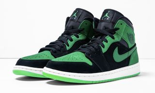 """Air Jordan 1 """"Xbox"""" to Be Auctioned off to the Public  for the First Time"""