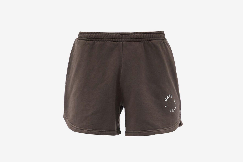 Logo Jersey Shorts