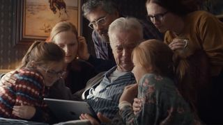 Apple 'The Surprise' thanksgiving ad