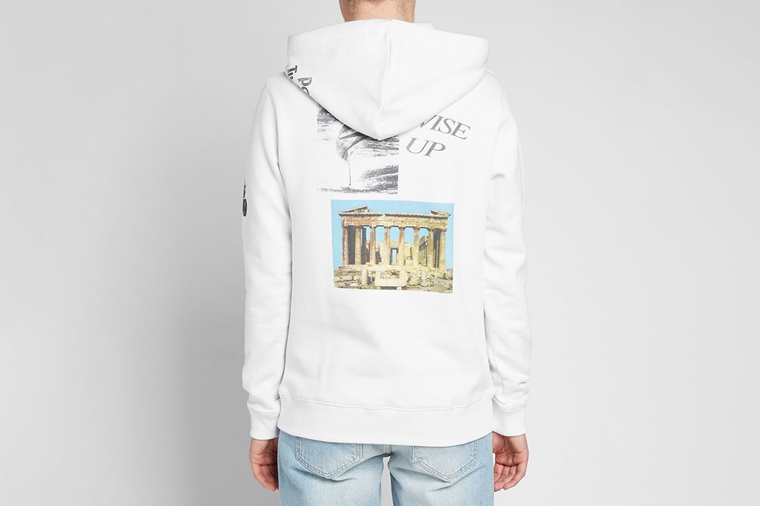 Wise-Up Popover Hoody