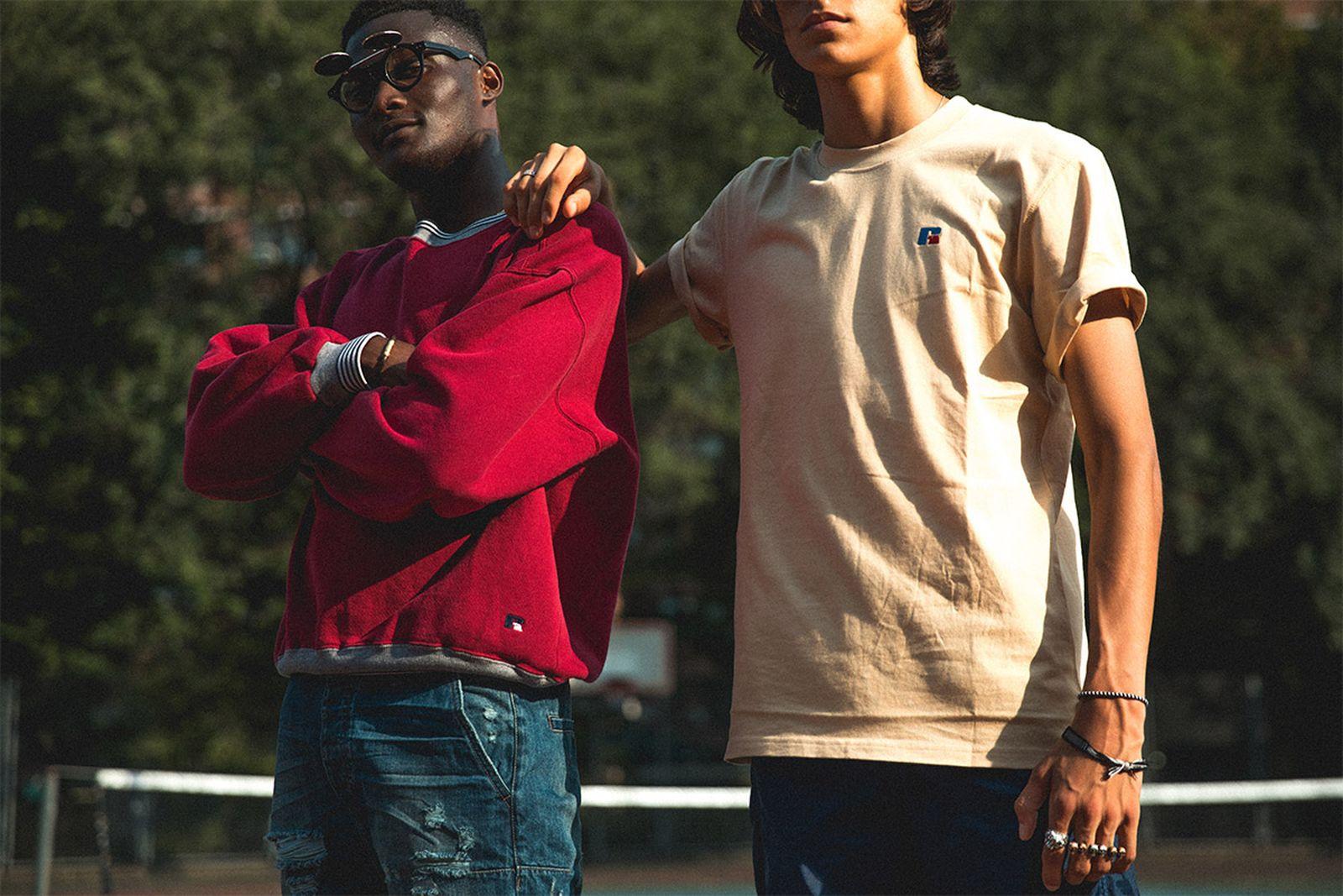 russell athletic streetwear vintage
