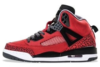 huge discount 05522 e5bcf Air Jordan Spizike  Gym Red