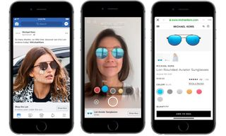 Facebook's AR Tool Allows You to Try on Sunglasses in Your News Feed