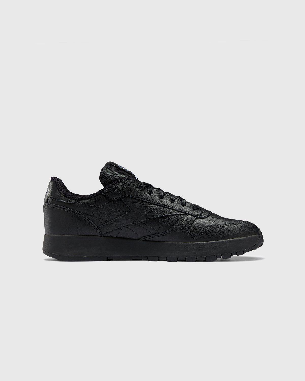 Maison Margiela x Reebok — Classic Leather Tabi Black - Image 6