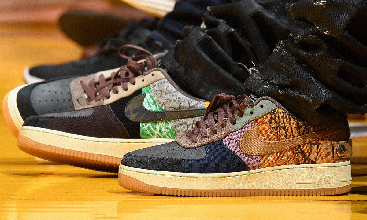 Travis Scott's Sneaker Collection & Where to Buy It
