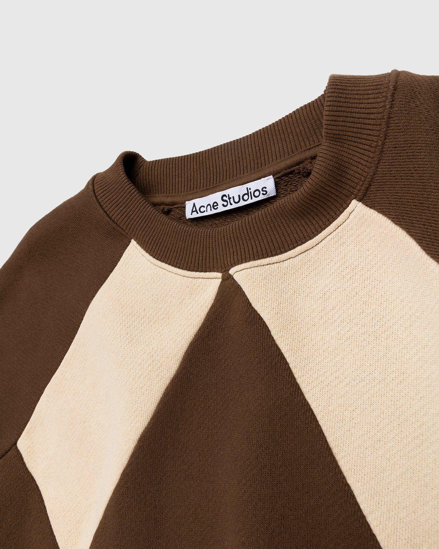 Acne Studios – Sweater Brown - Image 3