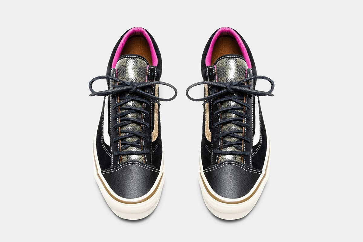 Bodega Gives the Old Skool a Touch of Luxury 20