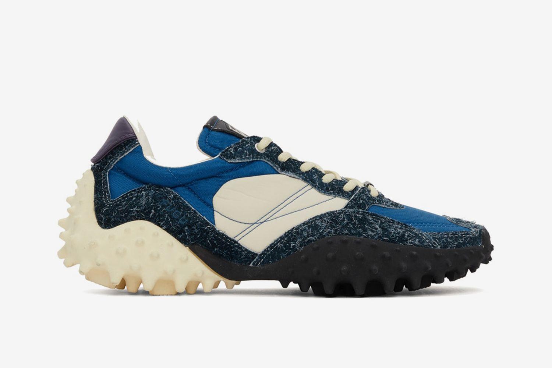 Suede Fugu Sneakers