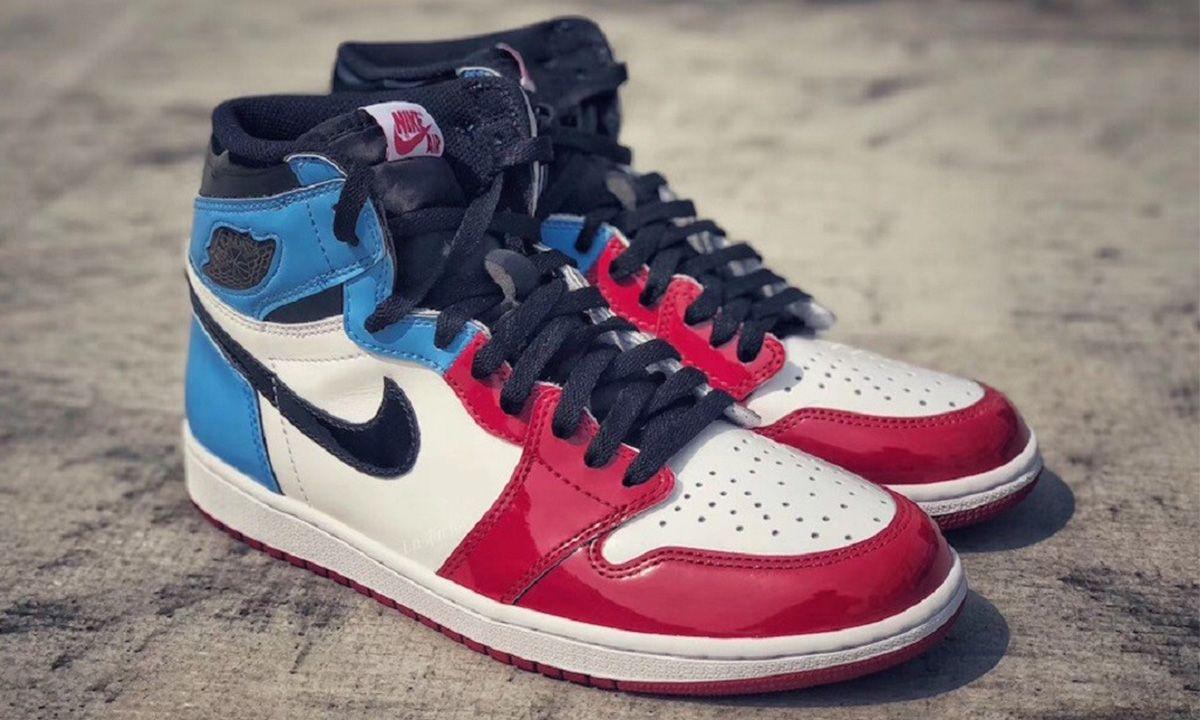 "precios de liquidación precios increibles sección especial Nike Air Jordan 1 High OG ""Fearless"": Release, Date & Price"