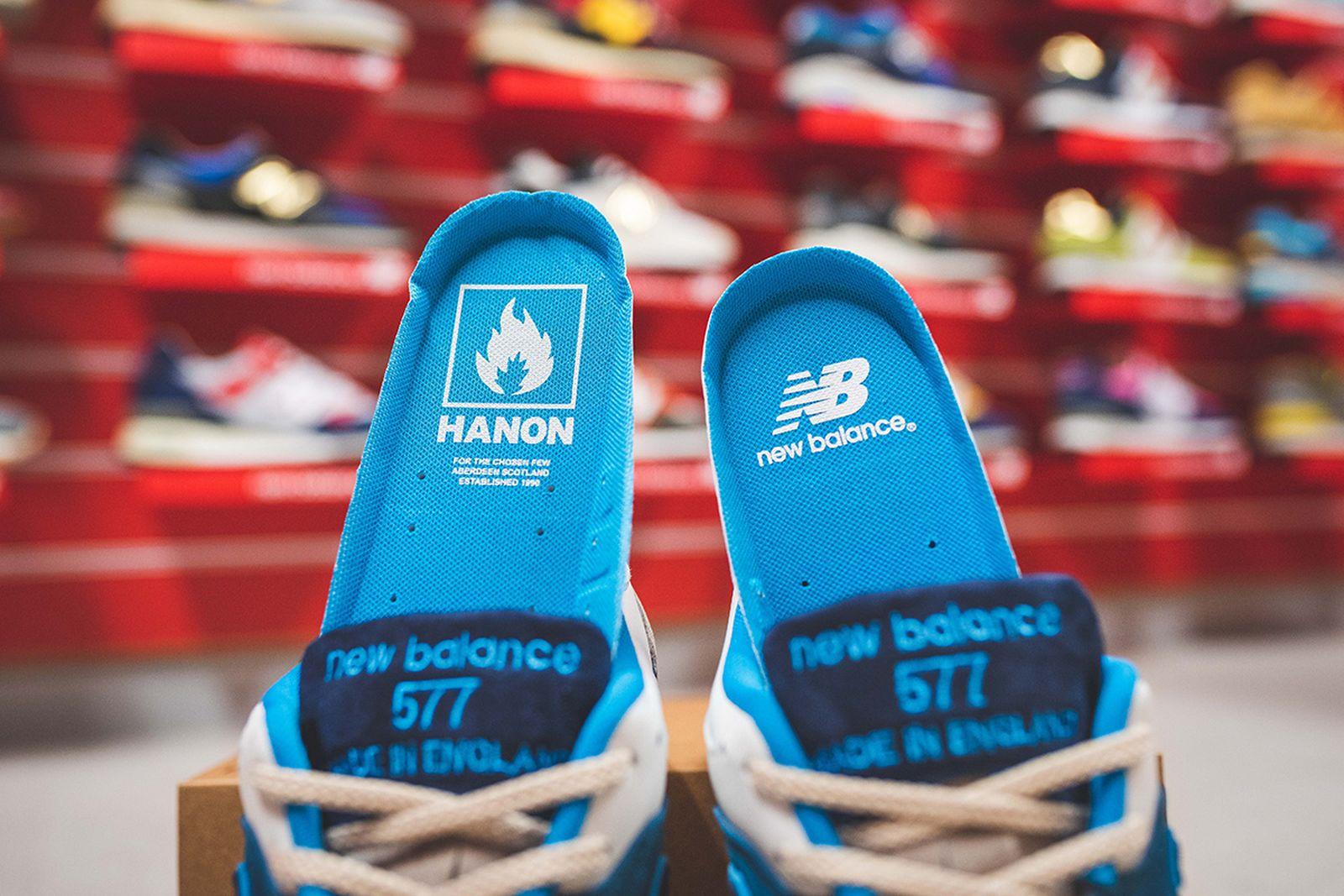 hanon new balance 577 release date price