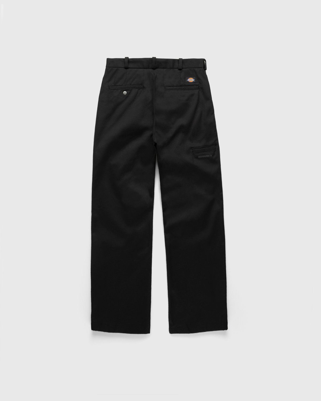 Highsnobiety x Dickies – Pleated Work Pants Black - Image 2