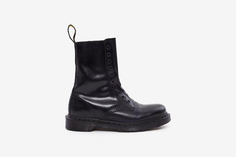 nowe wydanie wyglądają dobrze wyprzedaż buty ładne buty Vetements x Dr. Martens Borderline Boots
