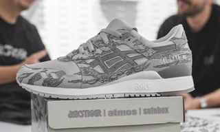 Solebox & atmos Discuss Their New ASICS GEL-Lyte III Collaboration