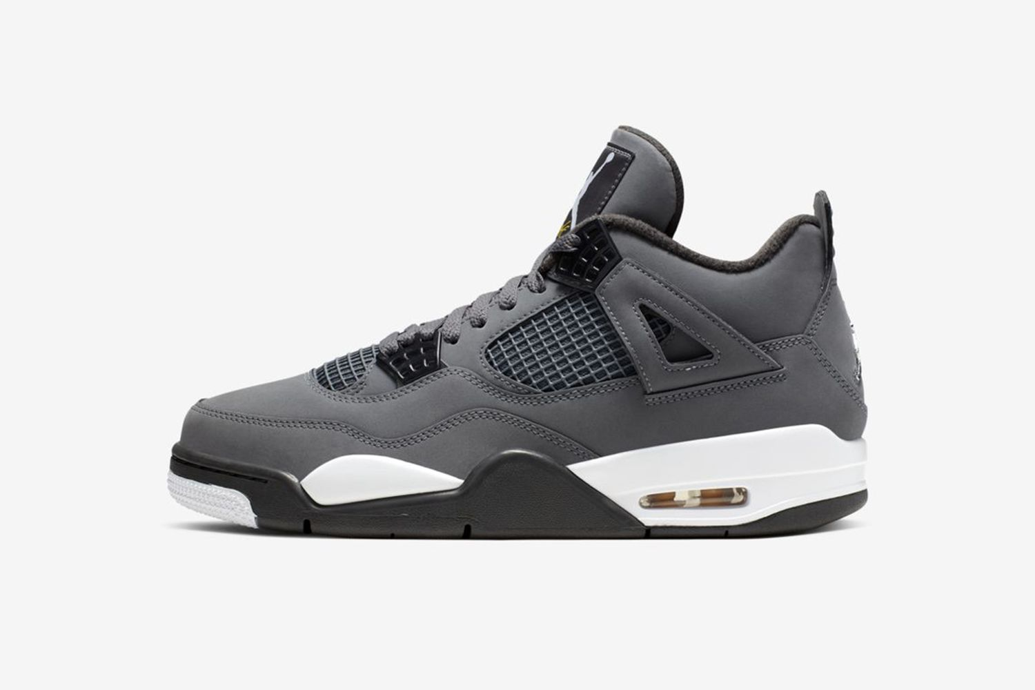 Air Jordan 4 'Cool Grey'