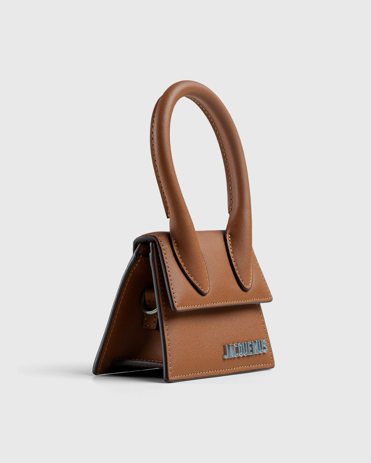 Jacquemus – Le Chiquito Homme Brown - Image 3