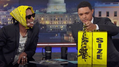 asap rocky under armour release date A$AP Rocky the daily show