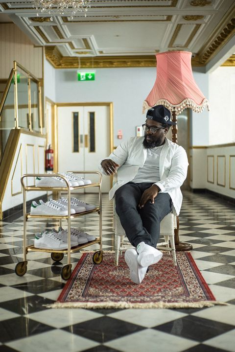 """""""Please Don't Touch"""" Celebrates Black British Heritage & No-Hype Sneakers 25"""