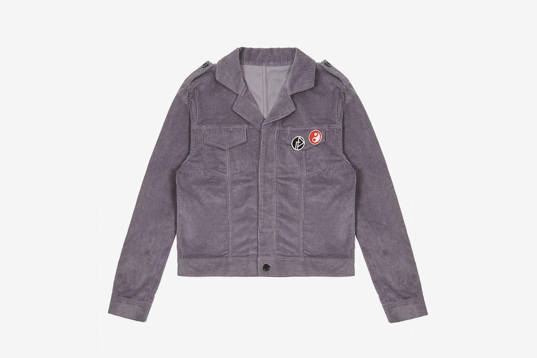 Short Corduroy Jacket