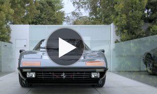 Holger Schubert's Beautiful Ferrari 512 BBi