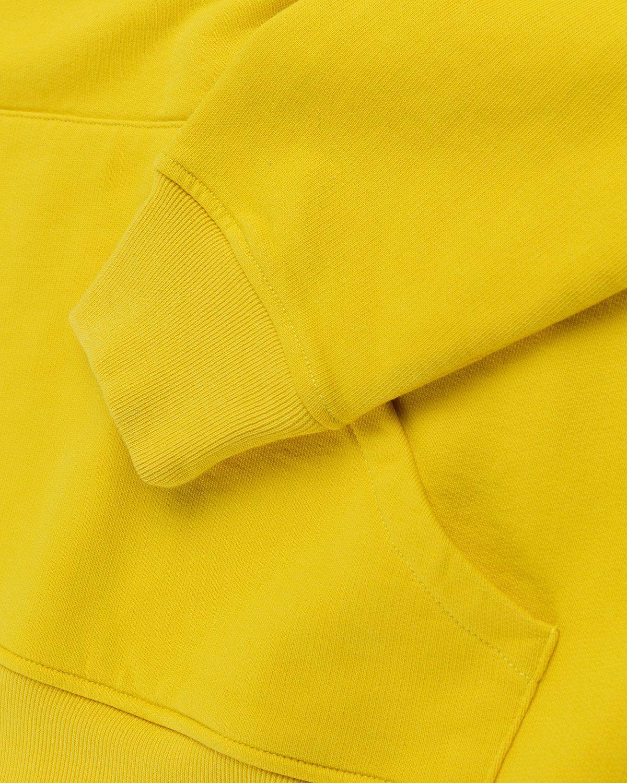 Highsnobiety x Keith Haring – Hoodie Yellow - Image 4