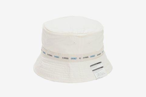 Workwear Logo Band Bucket Hat