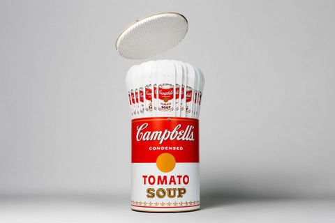 Campell's Soup Cans Decks