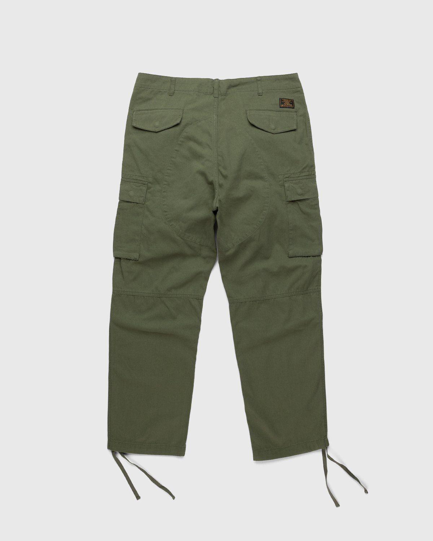 PATTA – Basic Cargo Pants Olive - Image 2