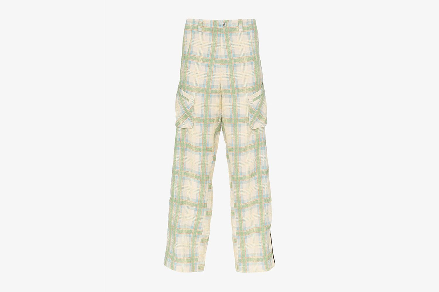Franz Key Check Trousers