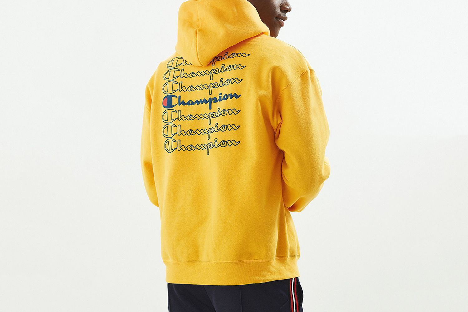 Stacked Eco Hoodie