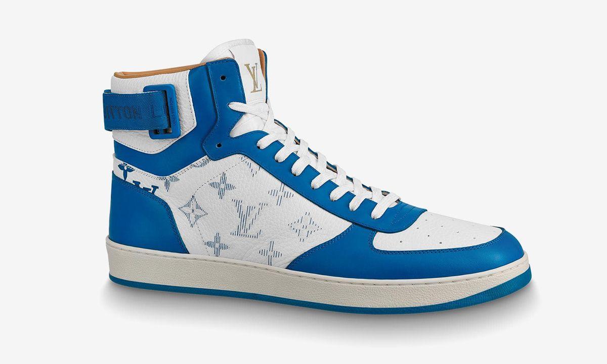 Louis Vuitton Is Offering Rivoli Sneakers That Look Very Familiar
