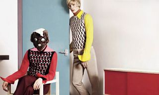 """""""Animal House"""" Editorial by Ben Toms for Dazed & Confused"""