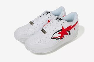 sports shoes 3f465 69f31 A Bathing Ape BAPESTA Shark  Official Release Info